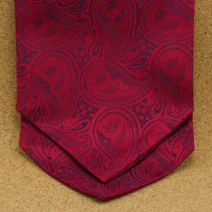 Ascot Krawattenschal rot