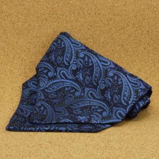 Ascot Krawattenschal blau