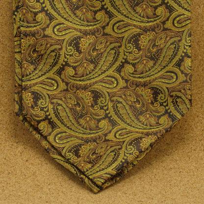 Ascot Krawattenschal gold