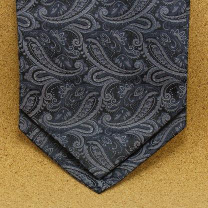Ascot Krawattenschal graublau