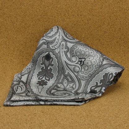 Ascot Krawattenschal silber