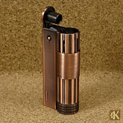 Feuerzeug ( IMCO Triplex Nachbau ) bronzefarben